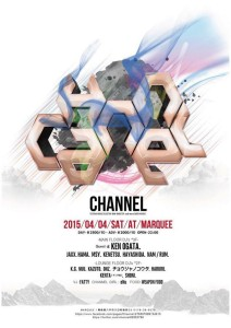 CHANNEL 4月
