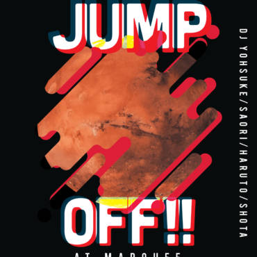 2020.1.18.SAT 『JUMP OFF!!』GOOD MUSIC PARTY!!