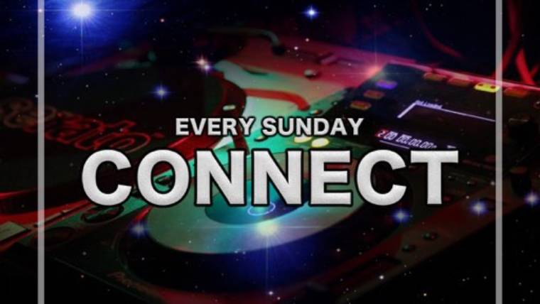 EVERY SUNDAY『CONNECT 』DJブース解放!! 出演者募集!! 初心者でもOK!
